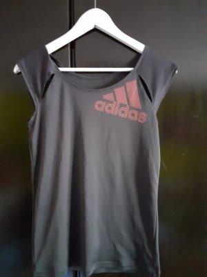 T-Shirt mit Cut-outs von Adidas