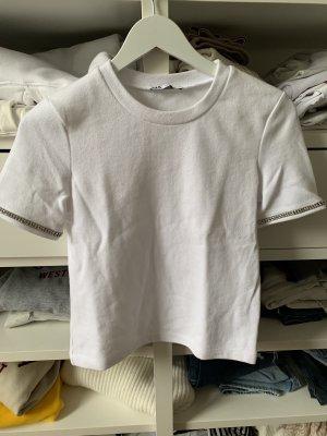 T-shirt mit details