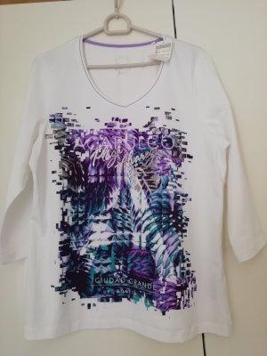 T-Shirt mit Druck, Bonita, neu mit Etikett