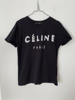 bebe T-shirt nero-bianco
