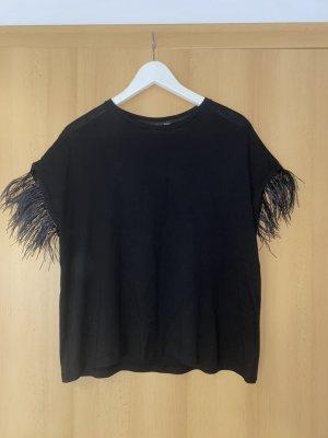 Zara T-shirt zwart
