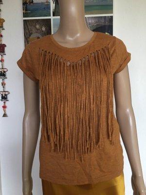 Ann Christine T-shirt brun