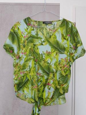 T-Shirt mit Frontknoten