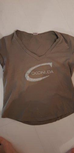 Coconuda T-Shirt brown-camel
