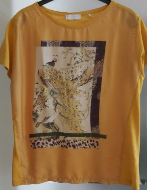 Rich & Royal T-shirt giallo-oro