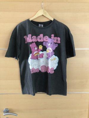 T-Shirt mit Glücksbärchis-Print