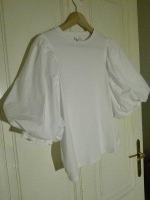 T-Shirt mit großen Puffärmeln Johanna Ortiz x H&M