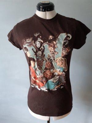 T-shirt mit individuellem Print