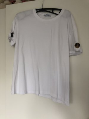 T-Shirt mit Knöpfen
