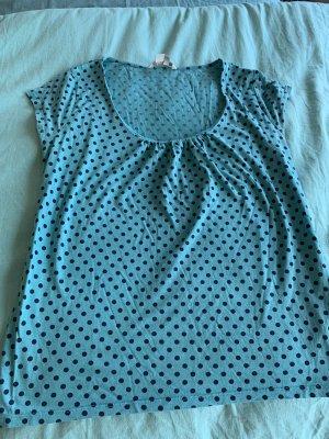 T-Shirt mit kurzen Ärmeln von boden