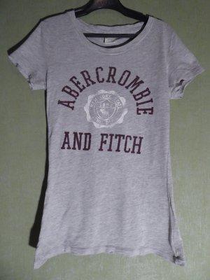 T-Shirt mit Marken-Print von Abercrombie & Fitch