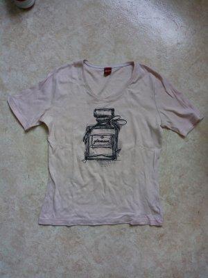 T-Shirt mit Marmeladen Glas