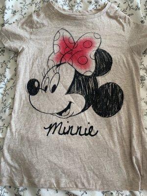 T-Shirt mit Minni Mouse