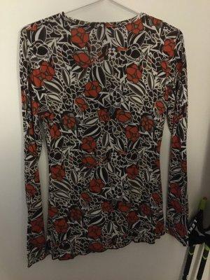 T-Shirt mit modischem Muster
