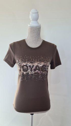T-Shirt mit Pailletten - Größe 34 XS - NEU - Only - kurzarm