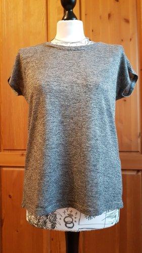 T-Shirt mit Rückenausschnitt Gr.38/40