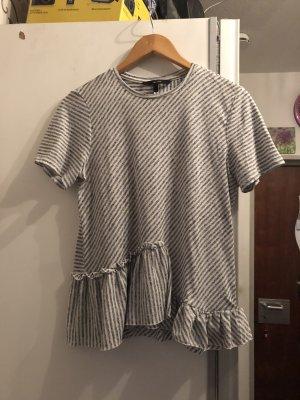 T-Shirt mit Rüschen von Vero Moda