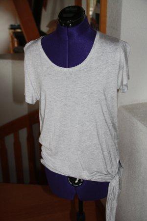 InWear T-shirt gris clair-gris viscose