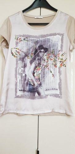 T-Shirt mit schönen Druck