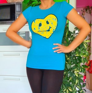 Blind Date T-shirt multicolore