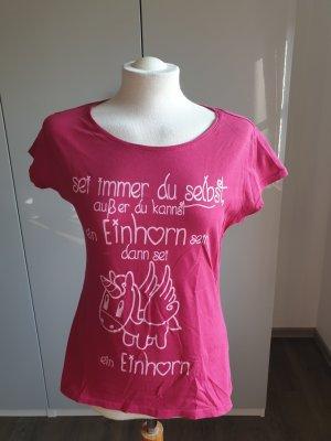T.Shirt mit Spruch