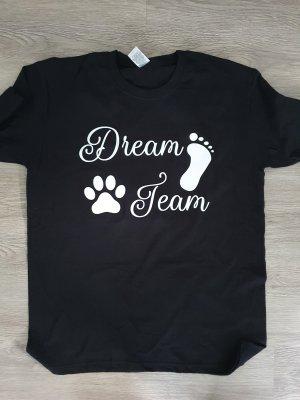 """T-Shirt mit Spruch """"Dream Team"""""""