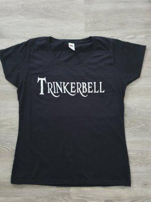 """T-Shirt mit Spruch """"Trinkerbell"""""""