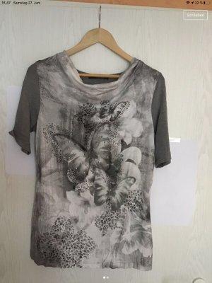 T-Shirt mit Steinchen