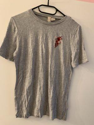 T-Shirt mit Stick