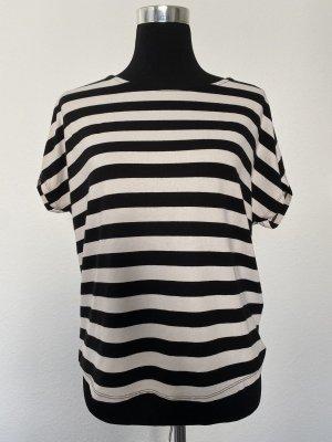 T-Shirt mit Streifen Pieces