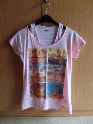 T-Shirt mit Top