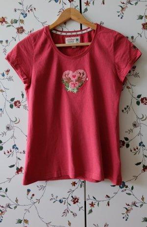 T - Shirt mit Trachtenmotiv