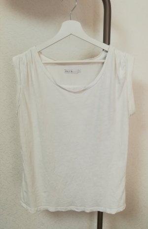 Only T-shirt biały