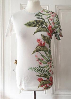 SMOG Camicia fantasia multicolore Cotone
