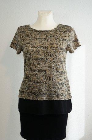 Blind Date T-shirt multicolore viscose