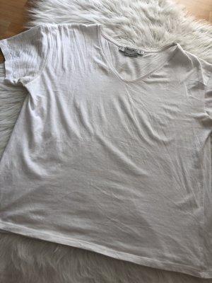 T-Shirt mit V Ausschnitt