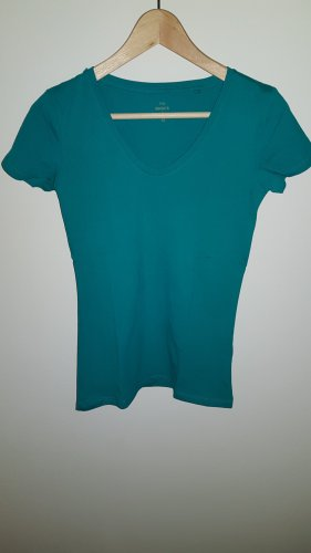 C&A T-Shirt turquoise