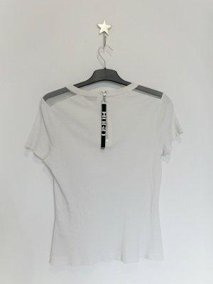 T-Shirt mit Zipper