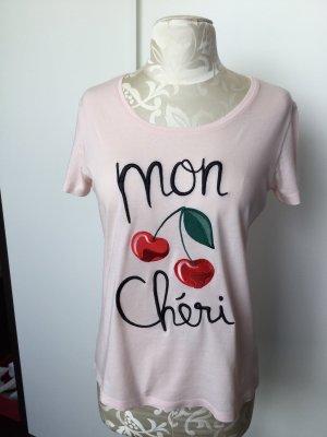 """T-Shirt """"Mon Cheri"""" mit Kirchen, S"""
