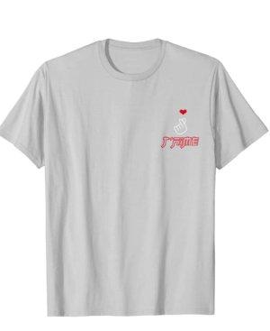 T-Shirt, Neu, Casual, Kpop