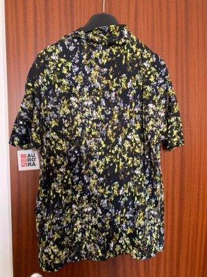 T-shirt Oberteil von Cos Grösse 36 schwarz weiß gelb