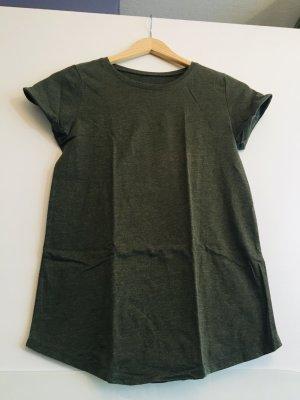 T-Shirt olivgrün Gr. XS/34