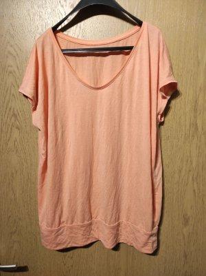 T-Shirt orange Größe 42