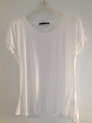 Hallhuber Camicia oversize bianco