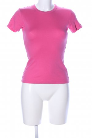 T-Shirt pink Casual-Look