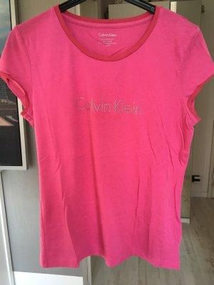 T-Shirt pink CK