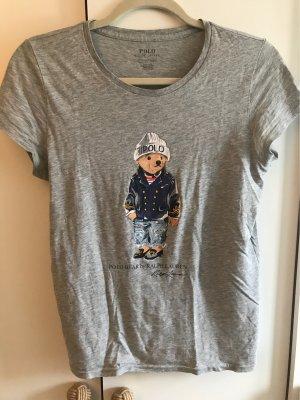 Polo Ralph Lauren T-shirt grigio chiaro-grigio