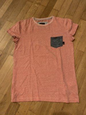 Quiksilver T-shirt saumon coton