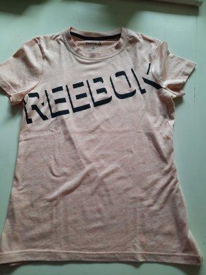 Reebok T-shirt de sport abricot