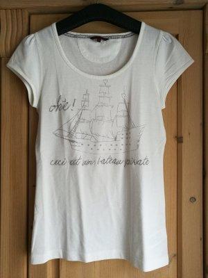 T-Shirt Review bedruckt XS